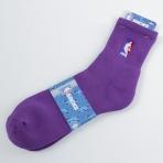 FBF socks NBA Logoman