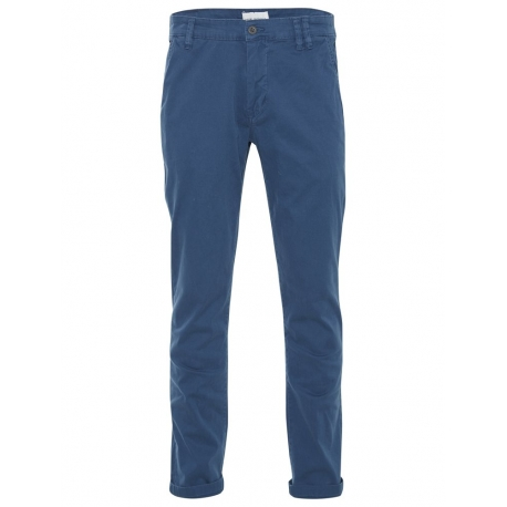 Shine Casual stretch chino DARK TEAL