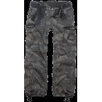 BRANDIT nohavice Royal Vintage tmavý maskáč