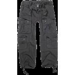 BRANDIT nohavice Pure Vintage čierna