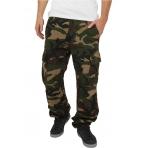 Urban Classics Camouflage Cargo Pants maskáčová