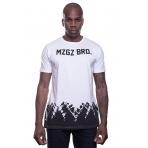 MZGZ tričko Thecopper biele