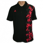 PEAK LOGO POLO SHIRT
