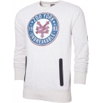 Zoo York Street League Crew Sweat Oatmeal Marl