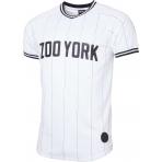 Zoo York Slugger Baseball Top Optic White