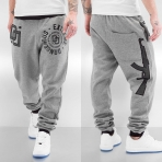 Dangerous Dngrs Gun Ii Sweat Pants Grey