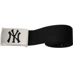 Mstrds Belt Mlb Ny Yankees Woven Black