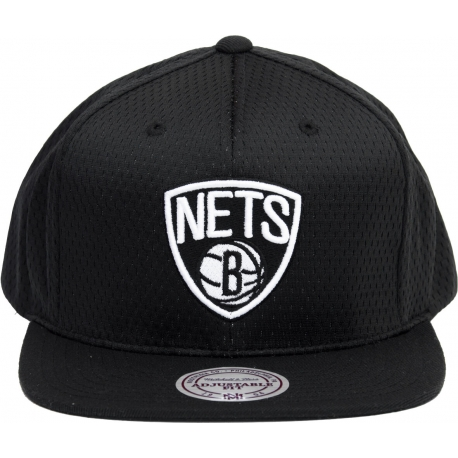 Mitchell & Ness Jersey Mesh Snapback NBA - Brooklyn Nets