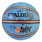 SPALDING basketbalová lopta NBA 4HER SPLATTER (sz. 6)