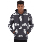 ALIFE NYC Core Allover Pullover Hoody