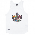 K1X Glitch Logo Tank Top