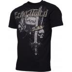 Ecko MMA Shield Rage T-Shirt Anthracite