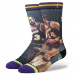 STANCE NBA LEGENDS CREW CHAMBERLAN / WEST