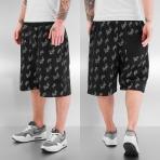 Just Rhyse High Shorts Black