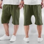 Dangerous DNGRS Smoff Shorts Olive