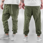 Just Rhyse Börge Chino Jeans Olive