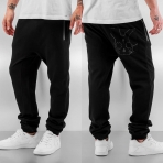 Who Shot Ya? Sweat Pants Black