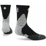 STANCE NBA ONCOURT SOLID QTR BLACK