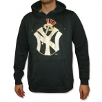 MAJESTIC PUNCH OUT HOODIE NY YANKEES