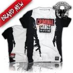 Mafia & Crime T-shirt Criminal Gangs MC