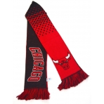 Forever Collectibles FADE SCARF CHICAGO BULLS