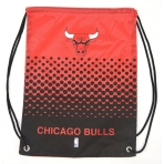 Forever Collectibles FADE GYM BAG CHICAGO BULLS