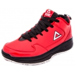 PEAK Basketball Shoes E44020 Red