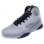 PEAK HURRICANE III Basketball Shoes E44063 Silver