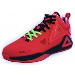 PEAK Basketball Shoes E34323 Red