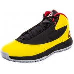 PEAK Basketball Shoes E44321 Yellow