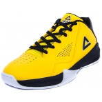PEAK FRED Basketball Shoes E51091 Yellow
