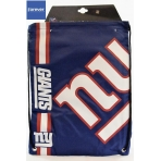 Forever Collectibles Cropped Logo Drawstring Bag NFL New York Giants