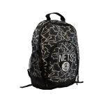 Forever Collectibles Camouflage Back Pack NBA Brooklyn Nets