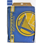 Forever Collectibles Cropped Logo Drawstring Bag NBA Golden State Warriors