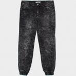 WRUNG PANTS EASY BLACK
