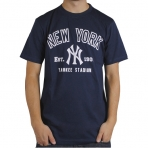 MAJESTIC PITCHER T-SHIRT NY YANKEES