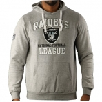 MAJESTIC FRANCHISE OTH OAKLAND RAIDERS NFL HOODIE