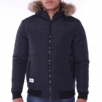 Pelle Pelle GLACIER HOODED JACKET BLACK
