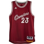 ADIDAS NBA XMAS SWINGMAN JERSEY (CLEVELAND CAVALIERS - LEBRON JAMES)