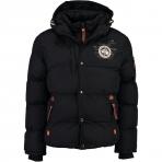 Geographical Norway Venise Jacket Black