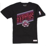 Mitchell & Ness NBA ASSIST TEE Toronto Raptors