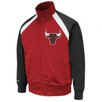 Mitchell & Ness NBA CORNERMAN TRACK JACKET Chicago