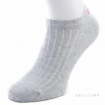 PEAK SOCKS W553042 MID.GRAY