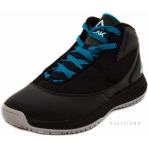 PEAK Basketball Shoes E44321 Black