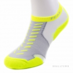 PEAK SOCKS W153072 FLUORESCENT YELLOW