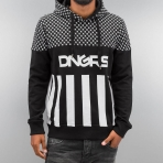 Dangerous DNGRS Blocks Hoody Black