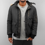 Dangerous DNGRS Storm Winter Jacket Black