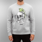 Dangerous DNGRS Content Under Pressure Sweatshirt Grey