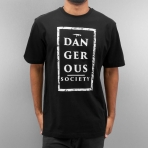 Dangerous DNGRS Society T-Shirt Black