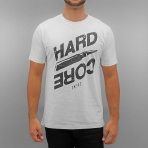 Dangerous DNGRS Hard Core T-Shirt White